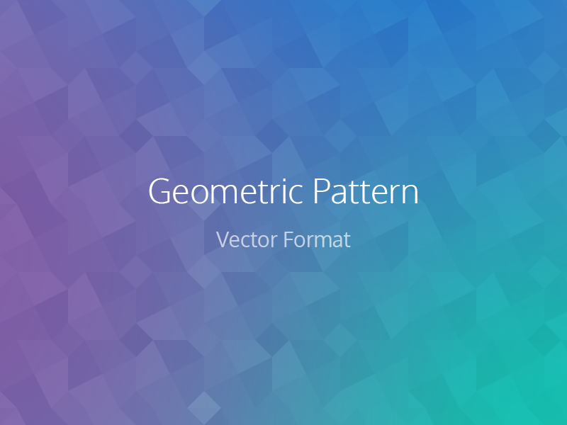 Free Geometric Pattern for Photoshop