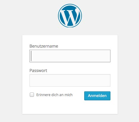 WordPress wp-login.php